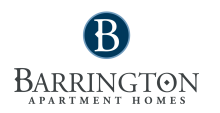 Logo for Barrington Apartment Homes