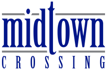 Logo for Midtown Crossing