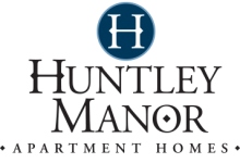 Logo for Huntley Manor Apartments